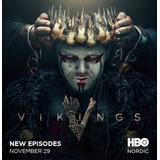 Série Vikings 5° Temporada Parte 1 E 2 Dual Audio Completa