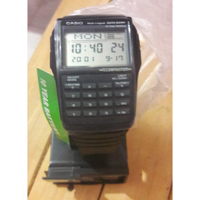 Reloj Casio Data -bank