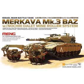 Meng - Israel Main Battle Tank Merkava Mk.3 Baz (montado)