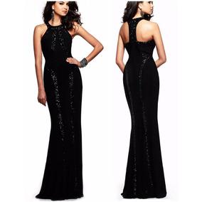 96047dd4b Vestido De Noche Corte Sirena Color Azul Rey - Vestidos XXL en ...