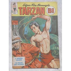 Tarzan Bi Nª 1 - 2ª Série - Os Tritônios - Ebal - 1977