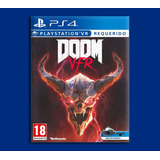Doom Vr Ps4 Disponible
