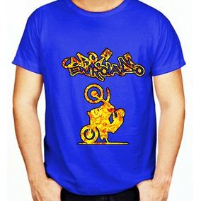 Camiseta Camisa Cabo Enrolado Moto Motorcycles Cod 145 48e63b756a198