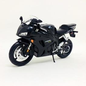 Miniatura De Moto Honda Cbr 1000rr 1:12 Maisto