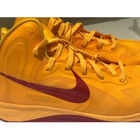 Zapatillas N¡ke Hyperfuse Basket 46.5 Nuevas!!
