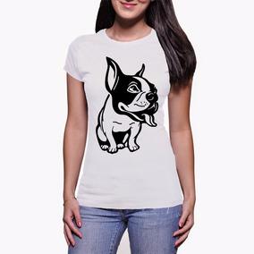 Camiseta Com Foto Do Bulldog Ingles - Camisetas e Blusas Manga Curta ... d6ea995dcfec2