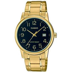 0a639985722 Relogio Casio Dourado - Relógio Casio Masculino no Mercado Livre Brasil