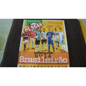 Revista Placar Guia Do Brasileirão 2015