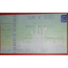 Ingresso Guns N