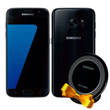 Celular Samsung Galaxy S7 32gb 4g Liberado Negro + Wireless