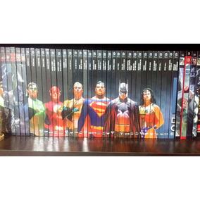 Coleção Dc Comics Graphic Novels + Brindes Omelete Box