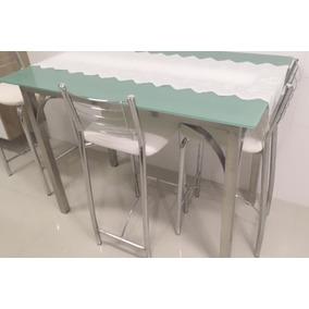 Cadeira Inox Cozinha Casa Móveis E Decoração No Mercado Livre Brasil