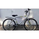 Bicicleta Rodado 26 Mountain Bike 12 Años Y Altura 160cm Gr
