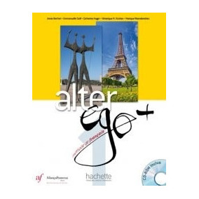 Kit Alter Ego + 1 Bresil - Livre De L´eleve + Activites