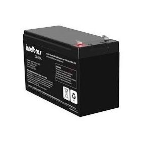 Bateria Vrla 12v 7,0ah - Xb 1270 Alarme - Intelbras