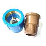 Válvula Bloqueadora De Ar Hidrometro Arclosed Rígido Azul 34