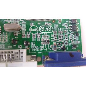 Placa Principal 715g3329-1-2 Ver:b Monitor Philips-aoc