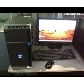 Vendo Computadora De Mesa Con Impresora Canon Incluida