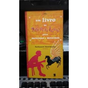 Livro - Um Livro De Maravilhas Para Meninas E Meninos - (ip)