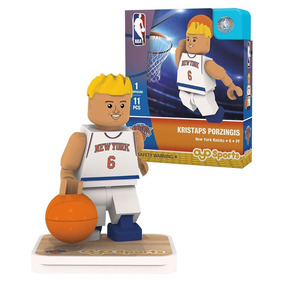 0036b21d67 Oyo Sports Nba Minifigure New York Knicks Kristaps Porzingis
