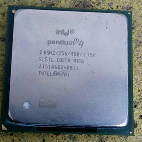Processador Pentium 4 / 2.0ghz /256/400/1.75v