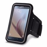 Braçadeira Suporte Braço Celular Moto G4 G5 Plus J7 6 7 Plus