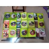 Paquete Juegos De Xbox 360 14 Discos En Buen Estado $2550