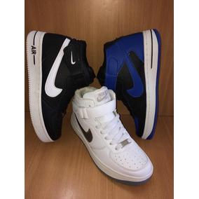 official photos 084cb 75db8 Zapatos Botas Nike Air Force One Caballero 40-45 Corte Alto