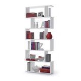 Estante De Melamina Para Sala Libreros Modernos De Oficina