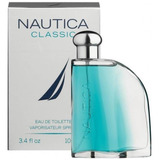 Perfume Nautica Clasica Para Hombre 100% Originales