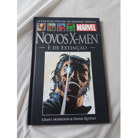 Novos X-men E De Extinção Salvat Marvel X Men Xmen