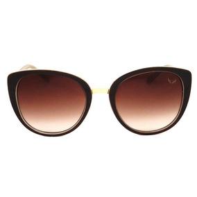 Oculos De Sol Gatinho Bege - Óculos no Mercado Livre Brasil 4a9def6bed