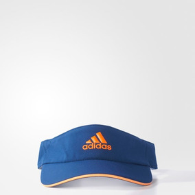 Visera adidas Azul Climalite Logo 3d No Mas Sudor Bk0836