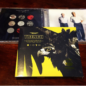 Combo Twenty One Pilots 3 Cd Trench Blurryface Vessel Stock