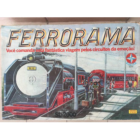 Ferrorama Sl 2000 Lindo (frete Gratis)