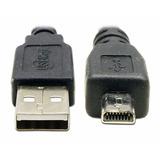 Cable Usb Nikon D5000 D5100 D5200 D5300 D5500 D7100 D7200