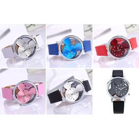 63b25af8839 Relogio Rosa Para Menina - Relógios no Mercado Livre Brasil