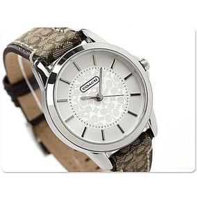 Reloj Coach Dama Nuevo Original 14501525