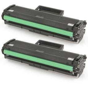 Kit Dois Toner Compatível 111 D111 D111s M2020w Sem Juros