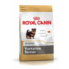 Croqueta Alimento Perro Junior Yorkshire Royal Canin 1.13 Kg