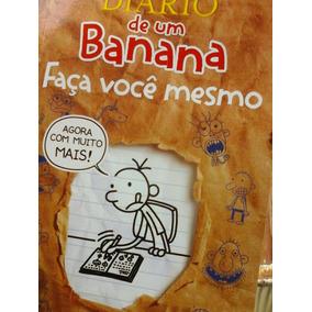 Livro: O Diário De Um Banana Faça Você Mesmo Vl. 12
