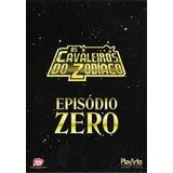 Dvd Os Cavaleiros Do Zodíaco Episódio Zero (original Lacrado