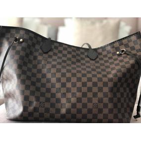 4effe04e5 Bolsa Neverfull Azur - Bolsas Louis Vuitton en Puebla en Mercado ...