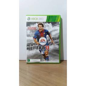 Fifa 13 Xbox 360 Seminovo