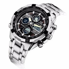 f5713391f17 Amuda   Esportivo Masculino - Relógios De Pulso no Mercado Livre Brasil