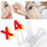 Ventosas Chinas Facial Silicona X4 Lavable Irrompible!!!!!!!