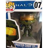 Funko Pop - Halo - Master Chief - Video Juegos -arbiter