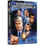 Dvd Missão Impossível - 2ª Segunda Temporada - Leg Port