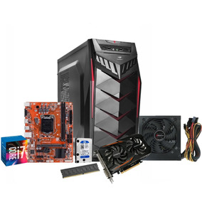 Pc Gamer Intel Core I7 7700 Ddr3 8gb Hd 1tb Gtx 1050 Oc 2gb