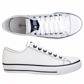 Tenis Converse All Star Ct As European Ox Couro Original